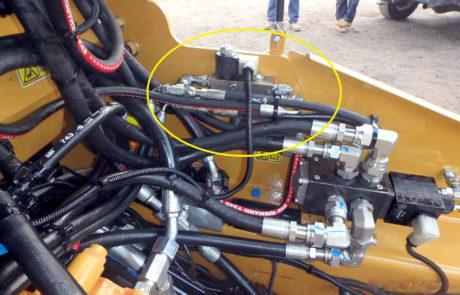 Track Suspension Locking System