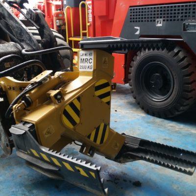 UNDERGROUND TYRE HANDLER REPAIR Hydraulic Repair Perth